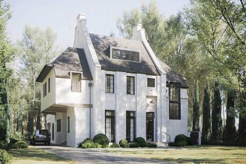 رندر ساختمان مسکونی: 5 راه که میتواند یک معمار را از دردسر دور نگه دارد