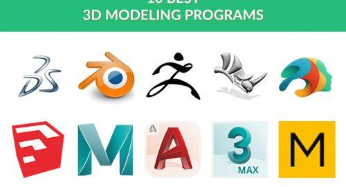 بهترین نرم افزار مدلسازی چیست ؟