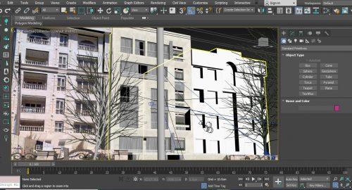 تعیین قیمت و هزینه مدلسازی معماری