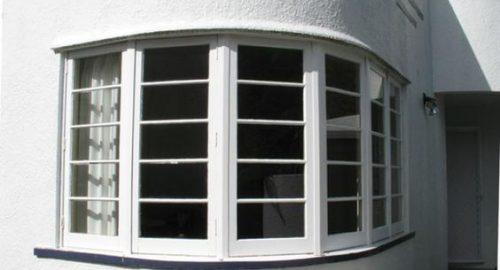مدلسازی پنجره بر روی سطوح Curved در اسکچاپ