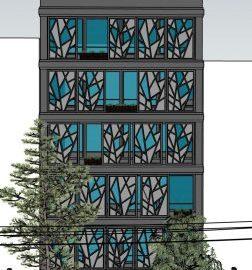 آموزش رایگان نماسازی ساختمان در اسکچاپ (SketchUp)