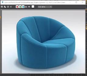 آموزش رایگان مدل سازی مبل راحتی در تری دی مکس (3D Max)