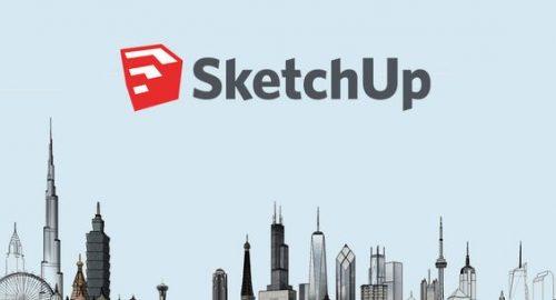 آشنایی با ابزار اولیه اسکچاپ2020(SketchUp)
