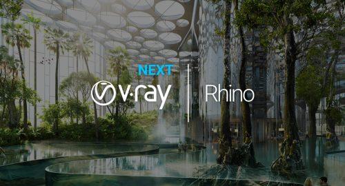 آشنایی با ویری برای راینو (V_ray for Rhino)