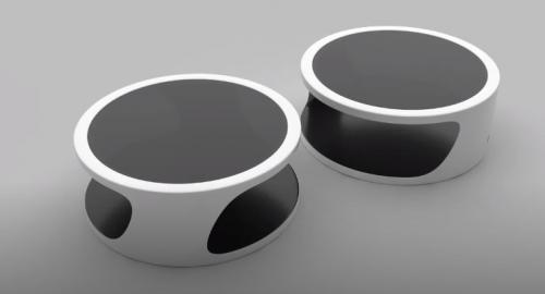 آموزش رایگان مدل سازی میز مدرن در تری دی مکس (3D Max)