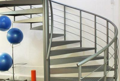 آموزش رایگان مدل سازی پله گرد در تری دی مکس (3D Max)