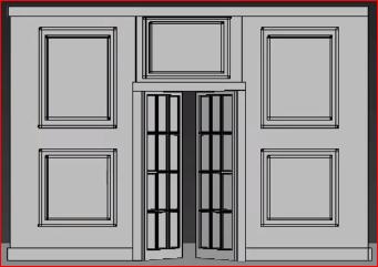 آموزش رایگان دستور در Doors در تری دی مکس (3dmax)