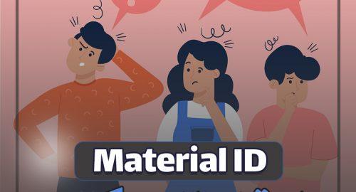 آموزش تری دی مکس -Material IDs