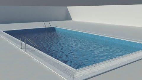 آموزش شبیه سازی متریال آب در تری دی مکس ( 3d Max )