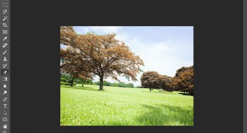 آموزش عوض کردن فصل در رندر ( Photoshop )