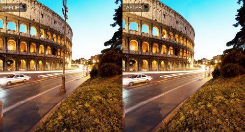 آموزش رایگان فتوشاپ photoshop – حذف کردن سوژه